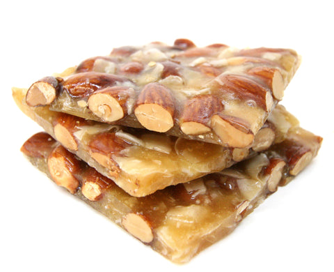 Coconut Almond Brittle