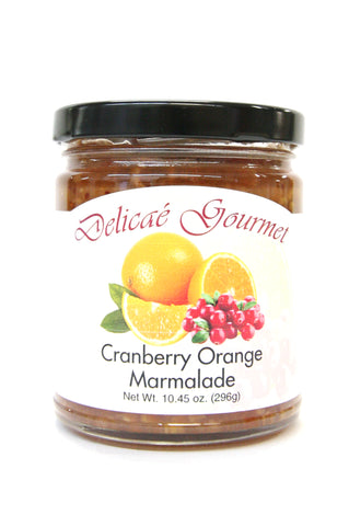 Delicae Gourmet Cranberry Orange Marmalade