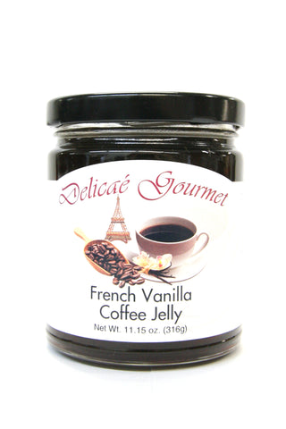 Delicae Gourmet French Vanilla Coffee Jelly