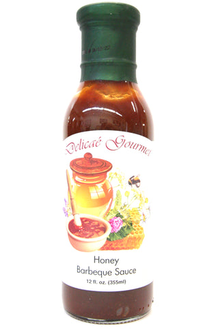 Delicae Gourmet Honey Barbeque Sauce