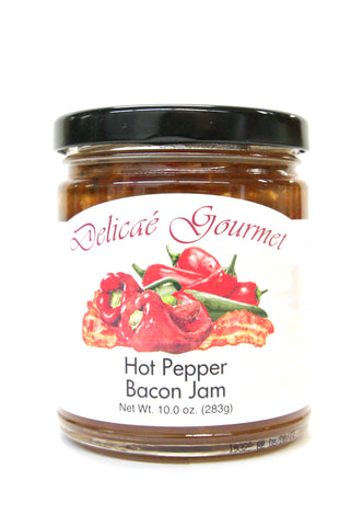 Delicae Gourmet Hot Pepper Bacon Jam