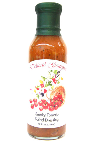 Delicae Gourmet Smoky Tomato Salad Dressing