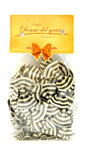 Donne  Del Grano Black and White Bowties