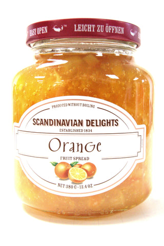 Elki Scandinavian Delights Orange Danish Spread