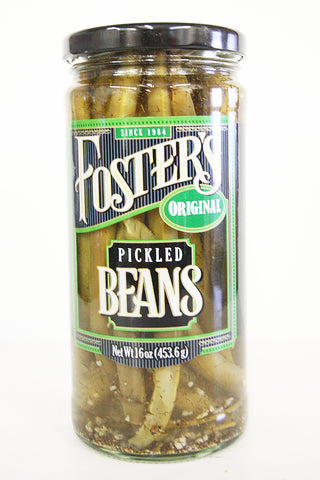 Foster's Original Pickled Beans 16 oz