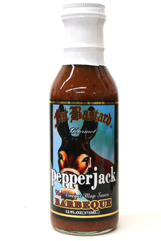 Fat Bastard Pepperjack BBQ Hot Vinegar Mop Sauce