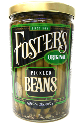 Foster's Pickled Beans 32oz.