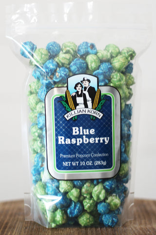 Killian Korn Blue Raspberry Premium Popcorn Confection