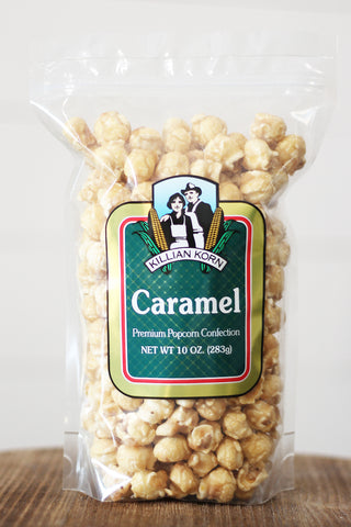 Killian Korn Premium Caramel Premium Popcorn Confection