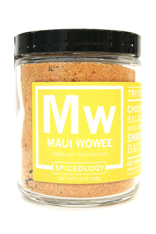 Spiceology Maui Wowee Hawaiian Teriyaki Rub