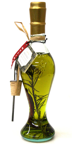 Melina's Aglioli Infused Extra Virgin Olive Oil 250ml/ 8.5 oz