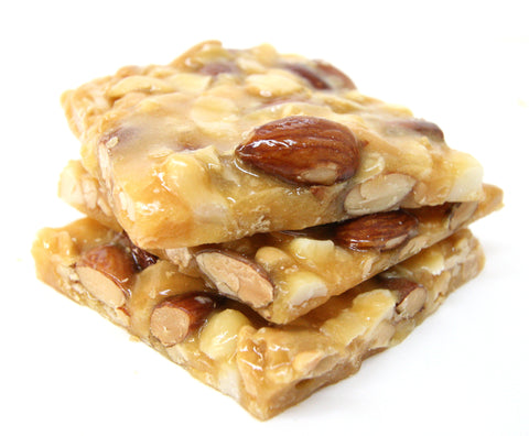 Mix Nut Brittle