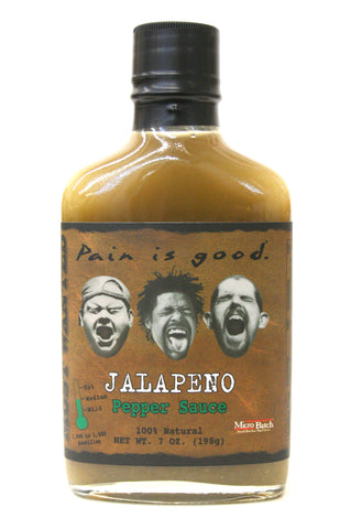 Original Juan Most Wanted Jalapeño Pepper Sauce