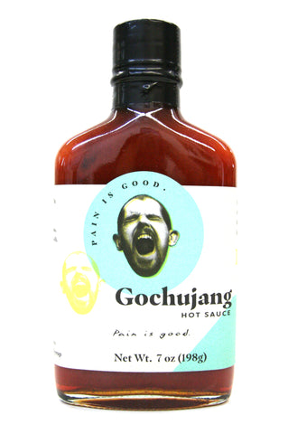 Pain Is Good Gochujang Hot Sauce
