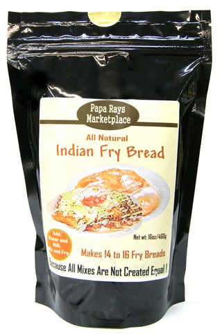Papa Rays Marketplace Indian Fry Bread