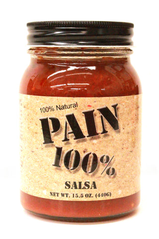 Original Juan PAIN 100% Salsa
