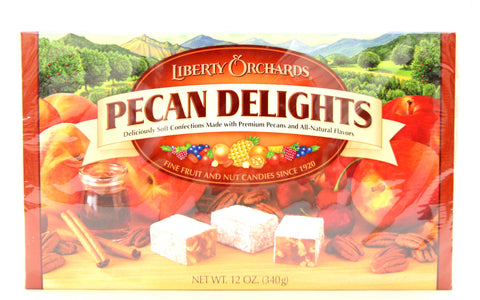 Liberty Orchards Pecan Delights