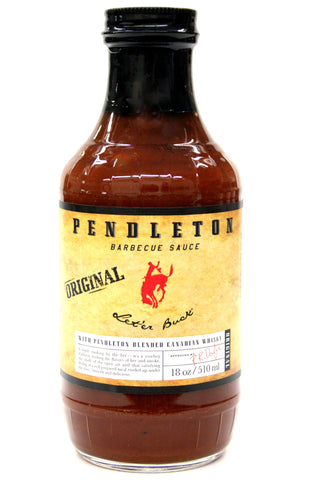 Pendleton Original Barbecue Sauce