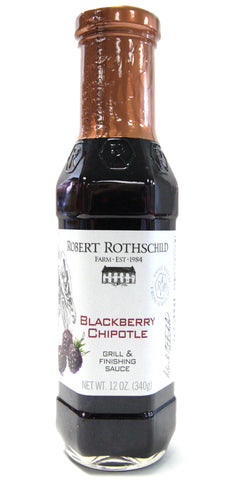 Robert Rothschild Farm Blackberry Chipotle Grill & Finishing Sauce