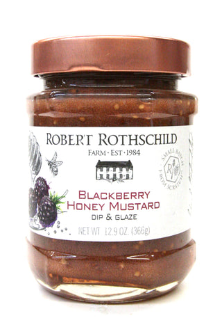 Robert Rothschild Farm Blackberry Honey Mustard Dip & Glaze