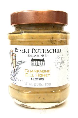Robert Rothschild Farm Champagne Dill Honey Mustard