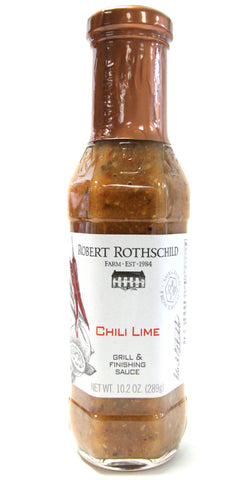 Robert Rothschild Farm Chili LIme Grill and Finsihing Sauce