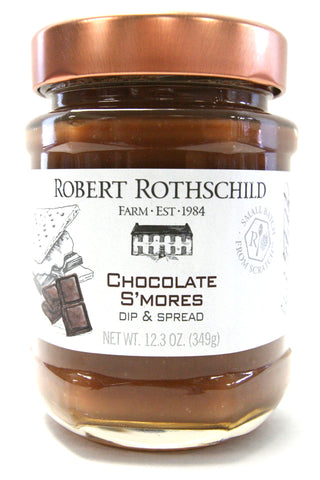 Robert Rothschild Farm Chocolate S'mores Dip & Spread