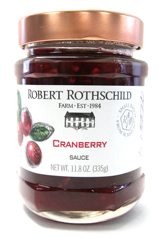 Robert Rothschild Farm Cranberry Sauce