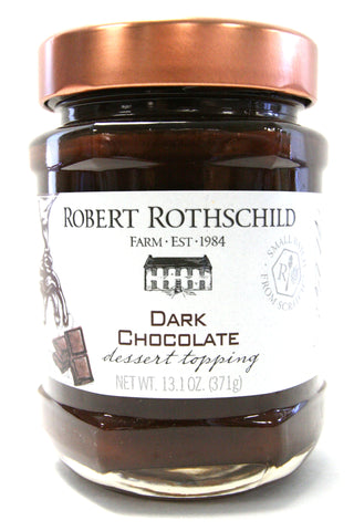 Robert Rothschild Farm Dark Chocolate Dessert Topping