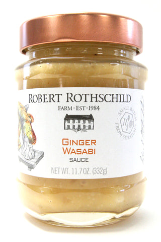Robert Rothschild Farm Ginger Wasabi Sauce