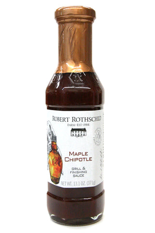 Robert Rothschild Farm Maple Chipotle Grill & Finishing Sauce