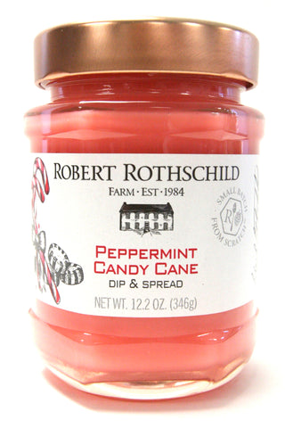 Robert Rothschild Farm Peppermint Candy Cane Dip & Spread