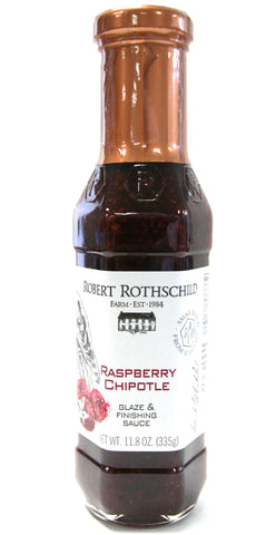 Robert Rothschild Farm Raspberry Chipotle Glaze & Finishing Sauce