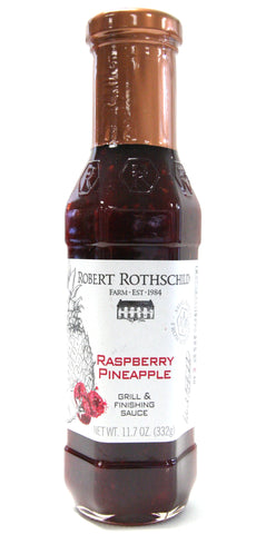 Robert Rothschild Farm Raspberry Pineapple Grill & Finishing Sauce