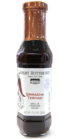 Robert Rothschild Farm Sriracha Teriyaki Grill & Finishing Sauce