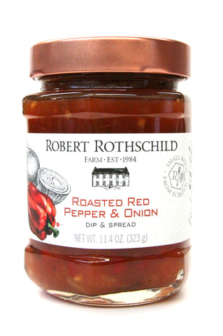 Robert Rothschild Farm Roasted Red Pepper & Onion Dip & Spread