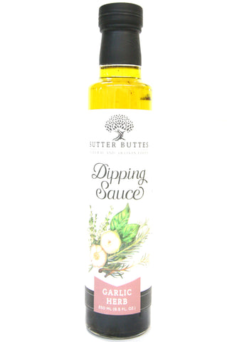 Sutter Buttes Garlic Herb Dipping Sauce