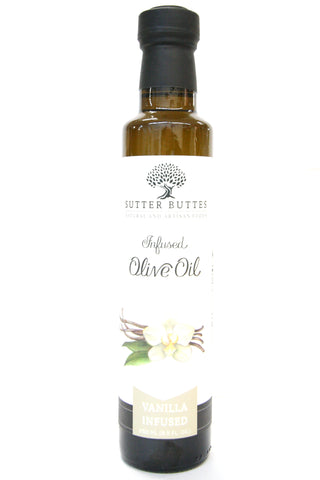 Sutter Buttes Vanilla Infused Olive Oil