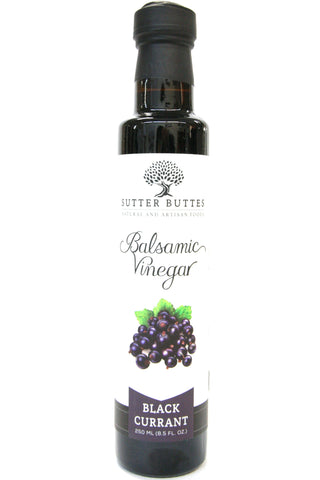 Sutter Buttes Black Currant Balsamic Vinegar