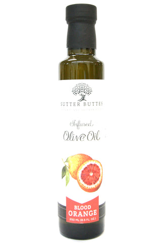 Sutter Buttes Blood Orange Infused Olive Oil