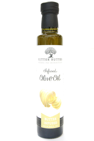 Sutter Buttes Butter Infused Olive Oil