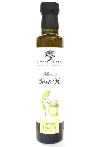 Sutter Buttes Meyer Lemon Infused Olive Oil
