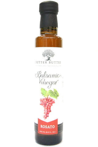 Sutter Buttes Rosato Balsamic Vinegar