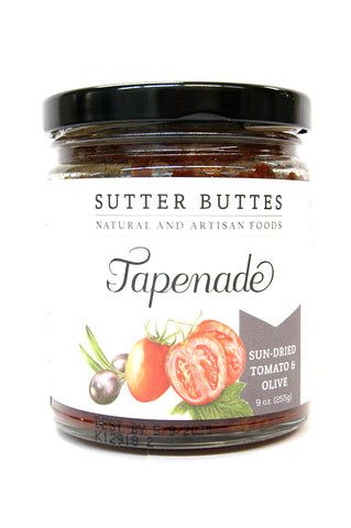 Sutter Buttes Sun-dried Tomato & Olive Tapenade