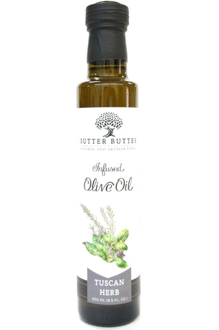 Sutter Buttes Tuscan Herb Infused Olive Oil