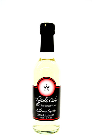 "Sheffield Cider ""Classic Sweet"" Sparkling Apple Cider"