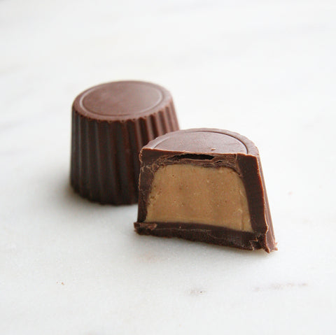 Sugar Free Milk Chocolate Mini Peanut Butter cups