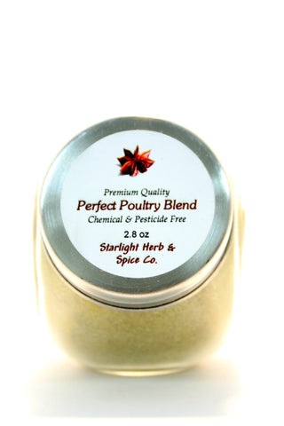 Starlight Premium Quality Perfect Poultry BlendChemical & Pesticide Free - Net Wt. 2.8 oz.