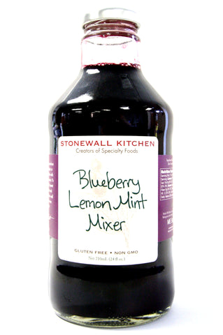 Stonewall Kitchen Blueberry Lemon Mint Mixer