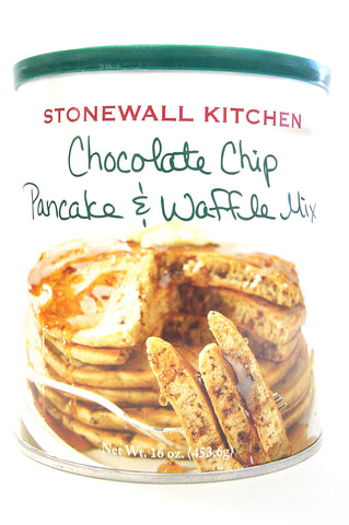 Stonewall Kitchen Chocolate Chip Pancake & Waffle Mix